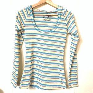 Tops - Rainbow Hoodie Shirt